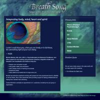Breath Song web site