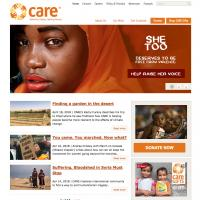 CARE Canada web site