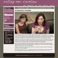 Falling For Caroline web site