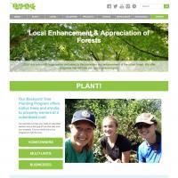 LEAF web site