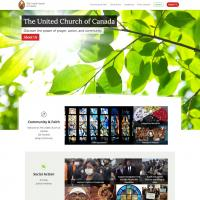 United Church of Canada web site